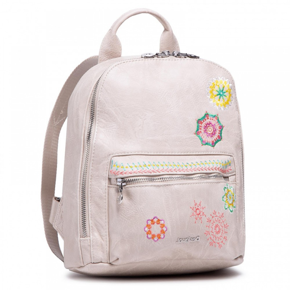DESIGUAL 21SAKP10/6003 BACK_CARLINA NAZCA MINI BACKPACK ΤΣΑΝΤΑ ΓΥΝΑΙΚΕΙΑ