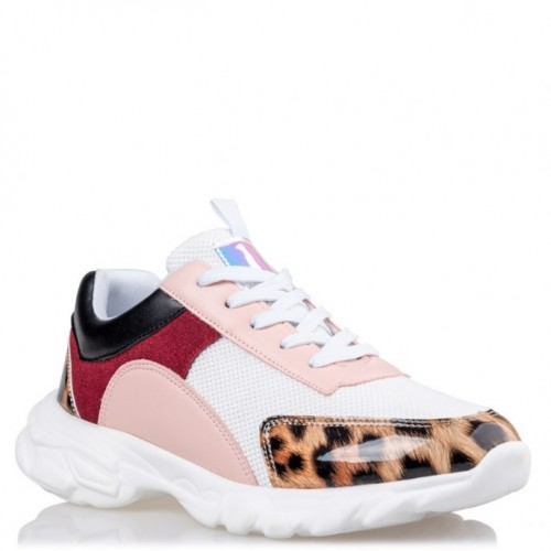 Mairiboo by ENVIE SHOES M74-10996-80 ΜΙΧ HOLO-YOLO SNEAKERS ΓΥΝΑΙΚΕΙΑ